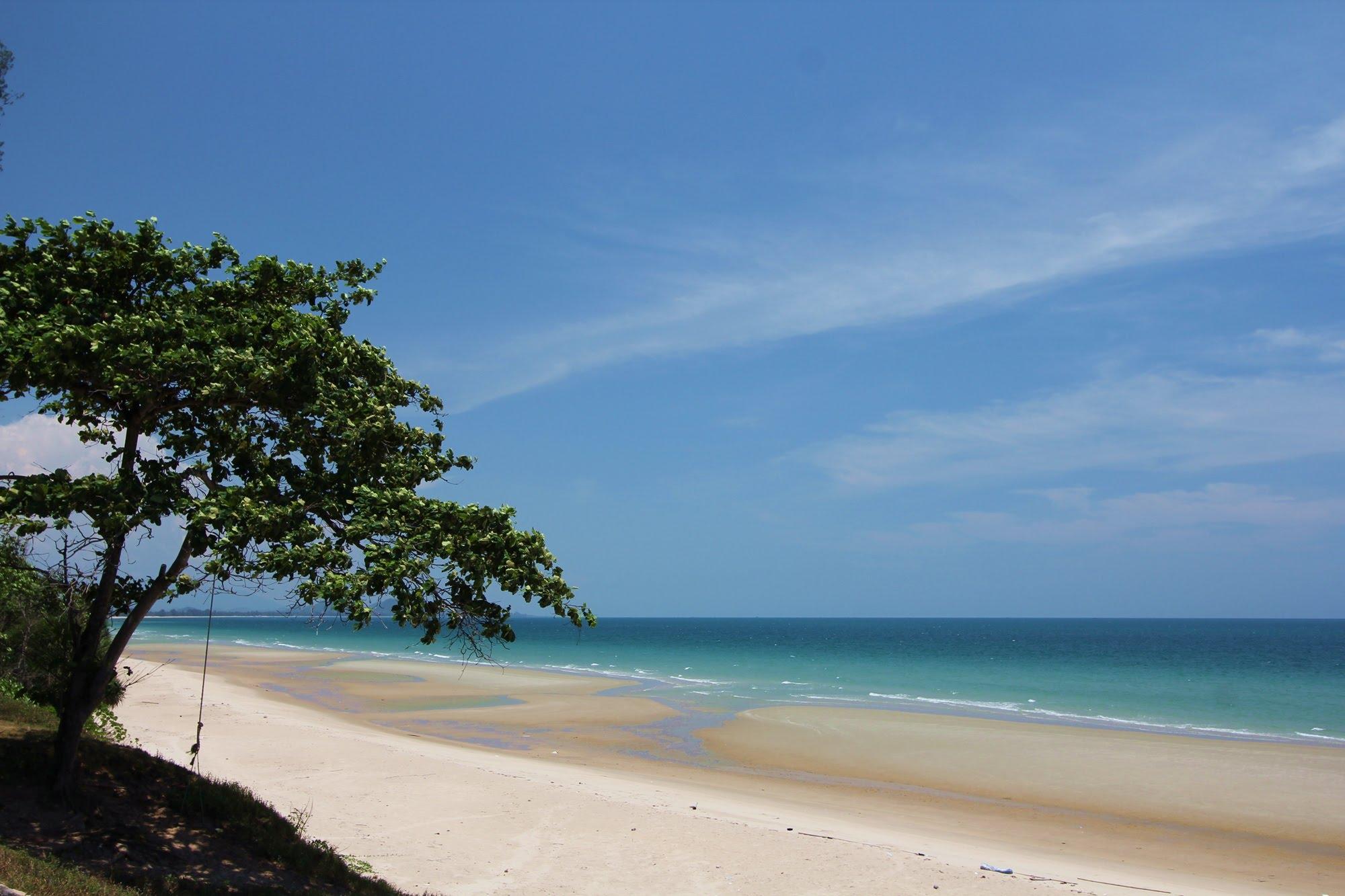 หาดแม่รำพึง เที่ยว ทะเลระยอง