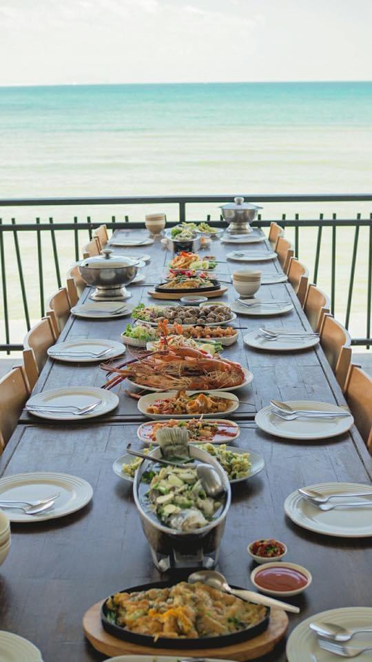 ครัวแสมสารซีฟู๊ด อาหารทะเลมากเมนู