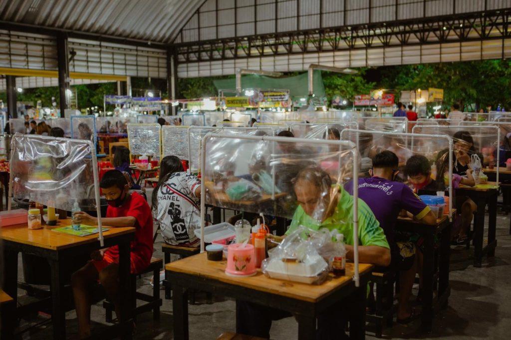 มาตราการควบคุมโรคระบาด ตลาดนินจาอมตะ