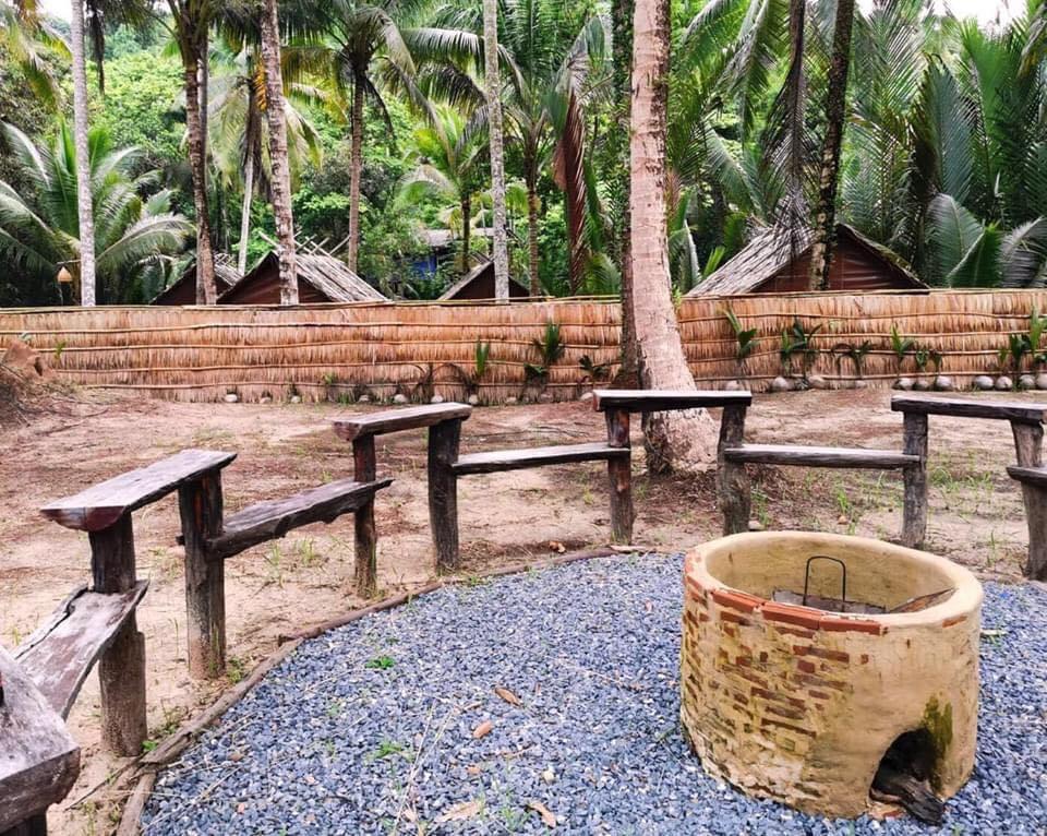 โคโค่ แคมป์ปิ้ง เกาะกูด อยู่กับธรรมชาติ
