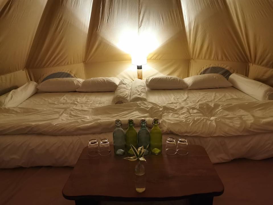 โคโค่ แคมป์ปิ้ง เกาะกูด (Coco Camping Koh Kood) ที่พักสไตล์แคมป์ปิ้ง