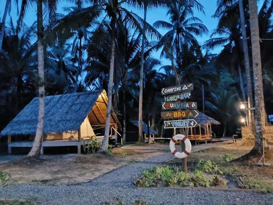 โคโค่ แคมป์ปิ้ง เกาะกูด (Coco Camping Koh Kood) ที่พักสไตล์แคมป์ปิ้งที่เกาะกูด