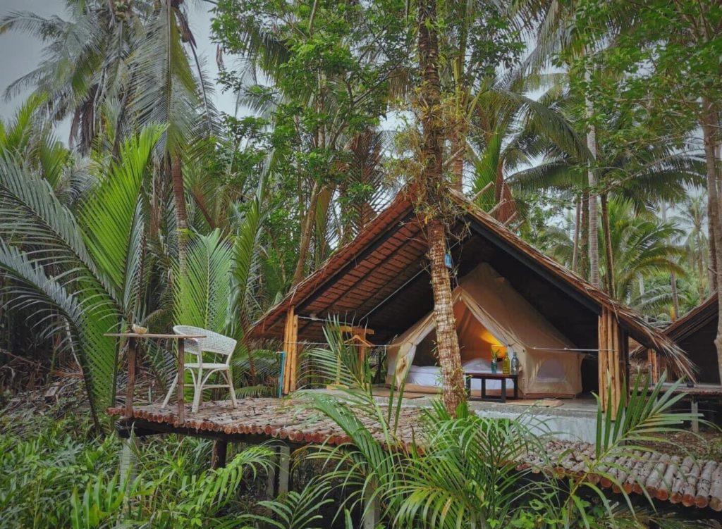 โคโค่ แคมป์ปิ้ง เกาะกูด  ที่พักสไตล์แคมป์ปิ้งที่เกาะกูด