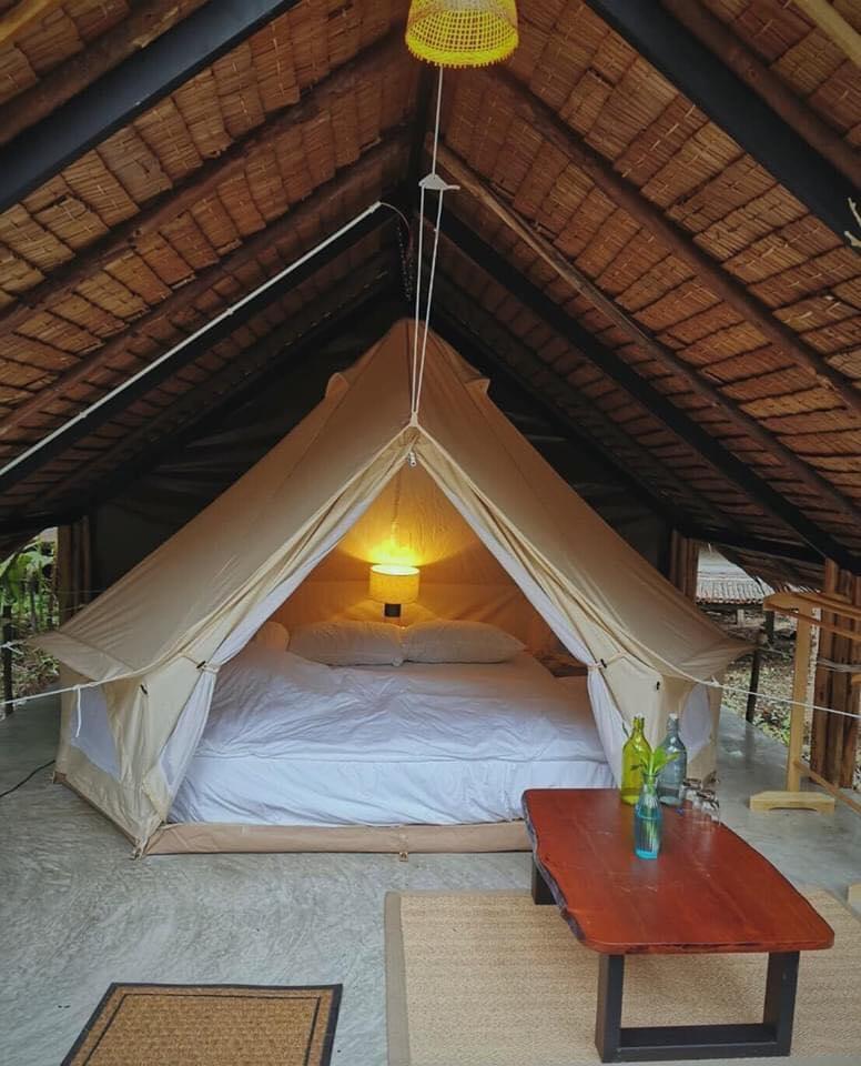 โคโค่ แคมป์ปิ้ง เกาะกูด (Coco Camping Koh Kood)