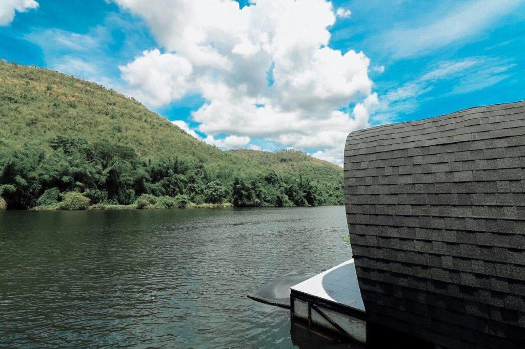บ้านใจรัก รีสอร์ท กาญจนบุรี นอนริมแม่น้ำท่ามกลางขุนเขา ชมวิวสวย