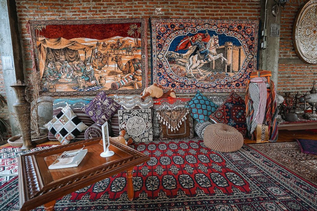 พระนครแซ่บ คาเฟ่ ร้านกาแฟสไตล์ตุรกีที่ พระนครศรีอยุธยา