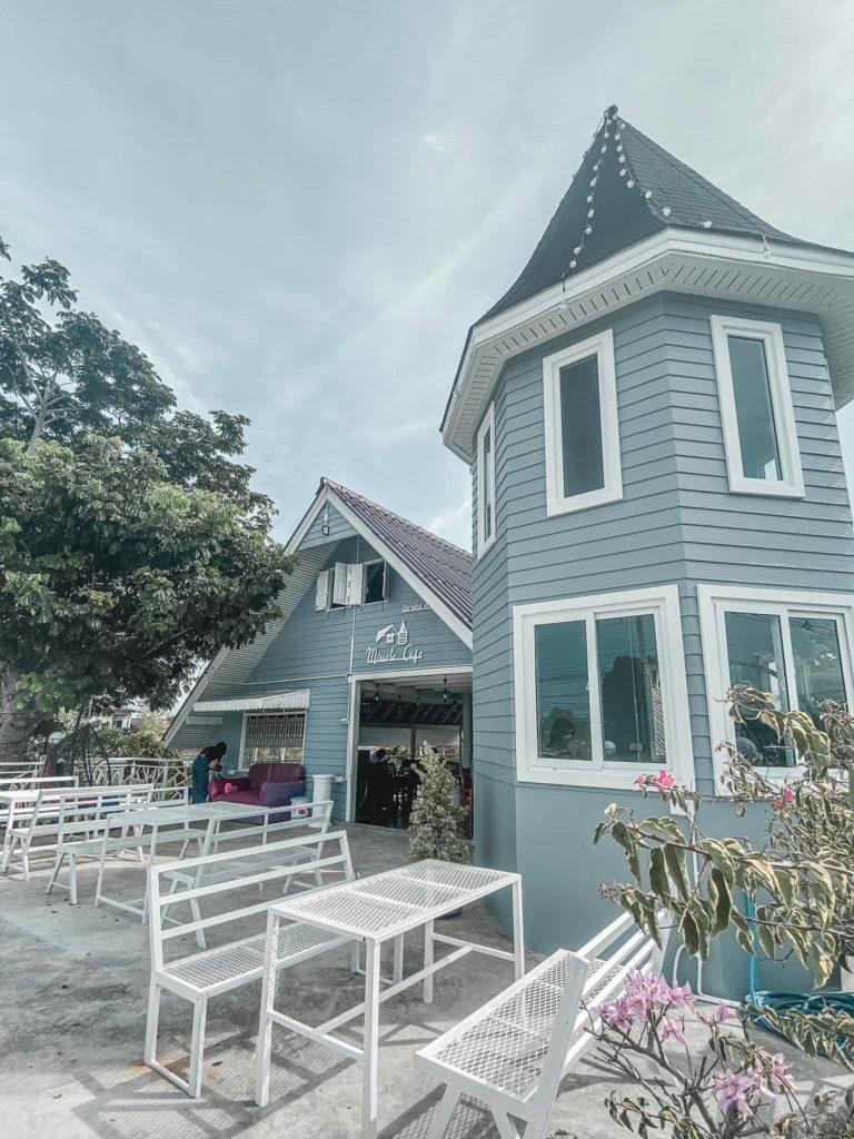 มิราเคิล คาเฟ่ (Miracle Cafe) เช็คอินที่เพชรบุรี