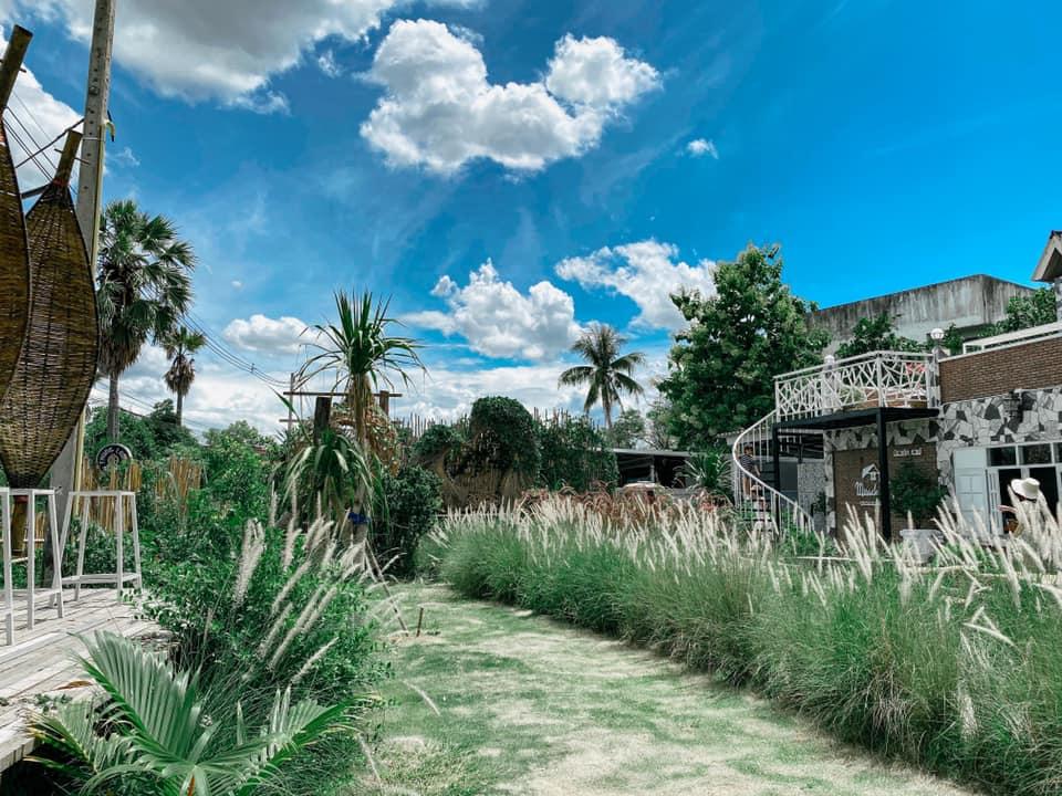 สวนสวย มิราเคิล คาเฟ่รี