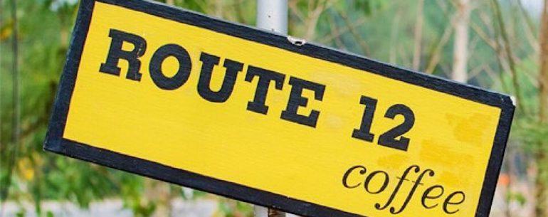 Route 12 Coffee ร้านกาแฟดดัง เขาค้อ
