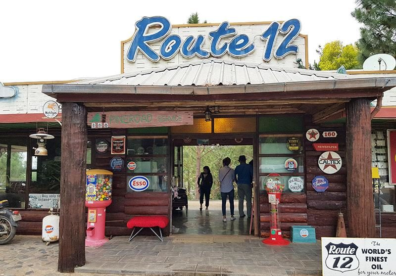 Route 12 Coffee น่าเที่ยว