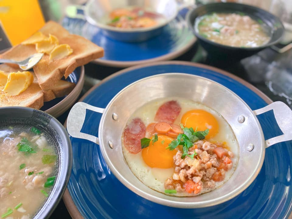 คันโช้ง คาวาน่า (Khunchong Kawana) อาหารเช้าน่าทาน