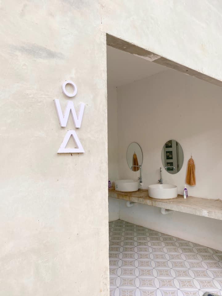 คันโช้ง คาวาน่า (Khunchong Kawana) ห้องน้ำสะอาด