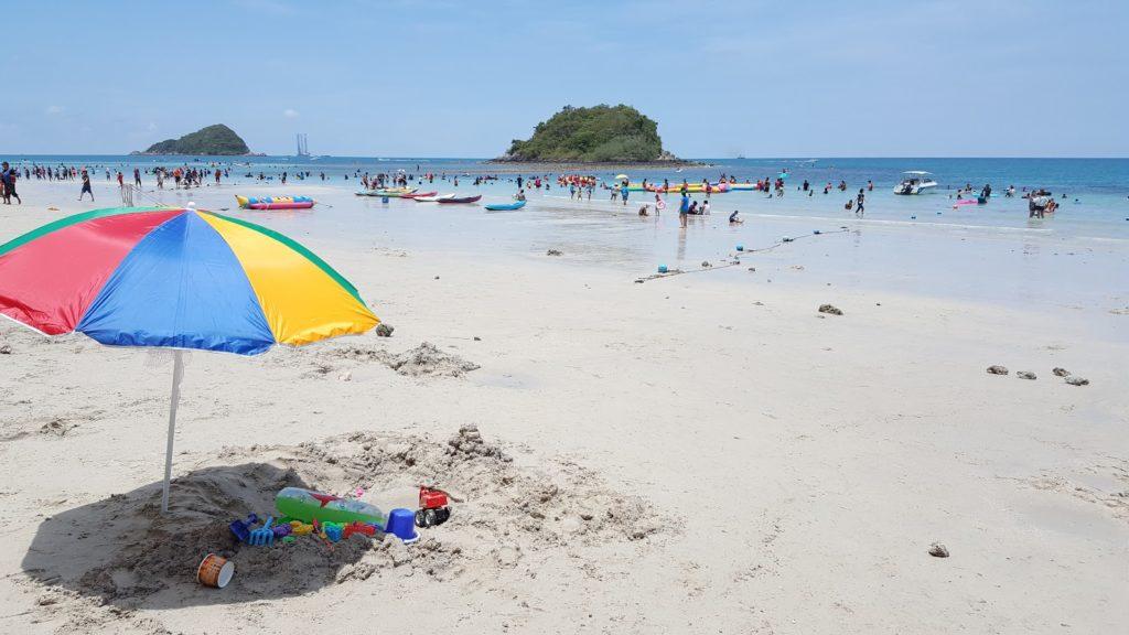 หาดนางรำ  @สัตหีบ