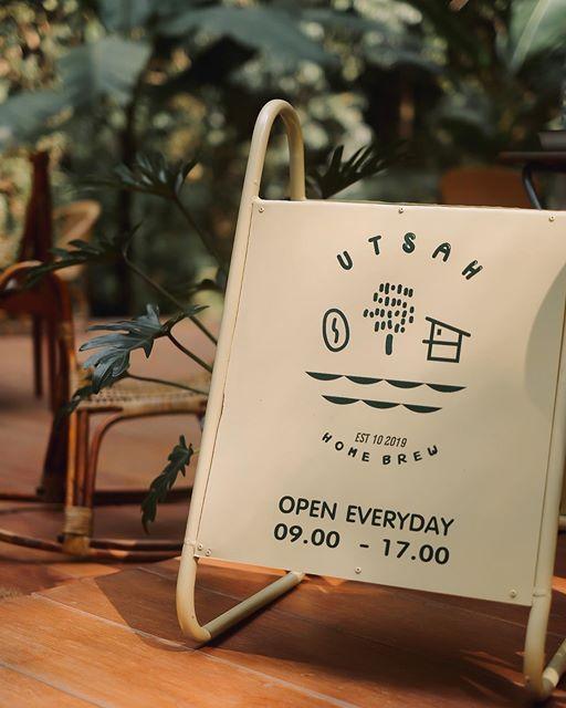 อุตสาชงที่บ้าน (Utsah.homebrew) เวลา เปิด-ปิด