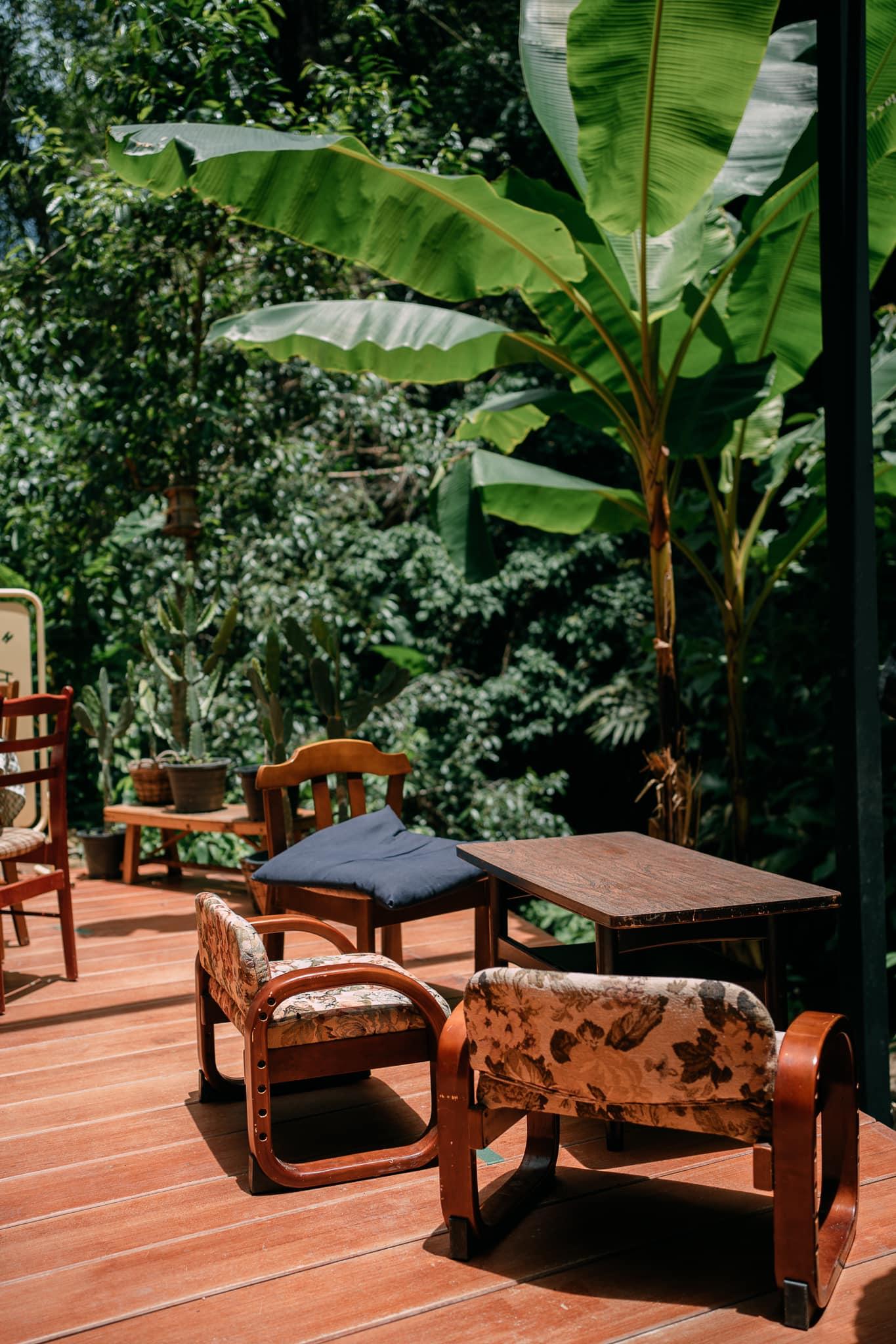 อุตสาชงที่บ้าน (Utsah.homebrew) ร้านกาแฟริมลำธาร แม่กำปอง กับบรรยากาศสุดฟิน เชียงใหม่