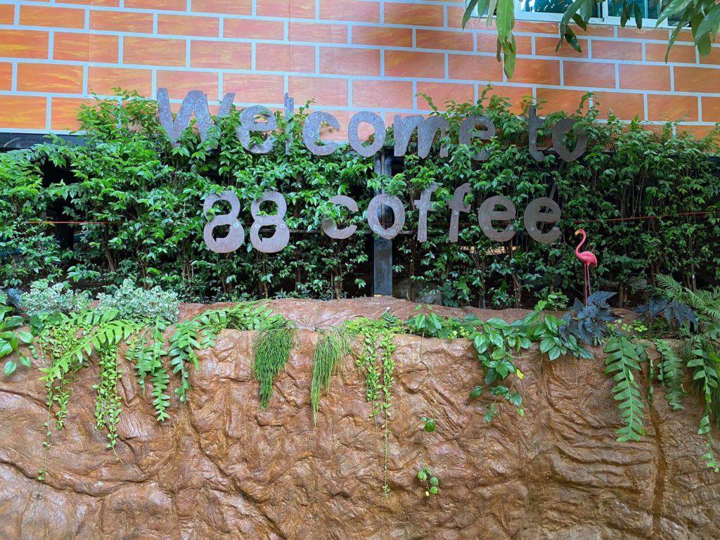 88Coffee in khaoyai (88คอฟฟี่)