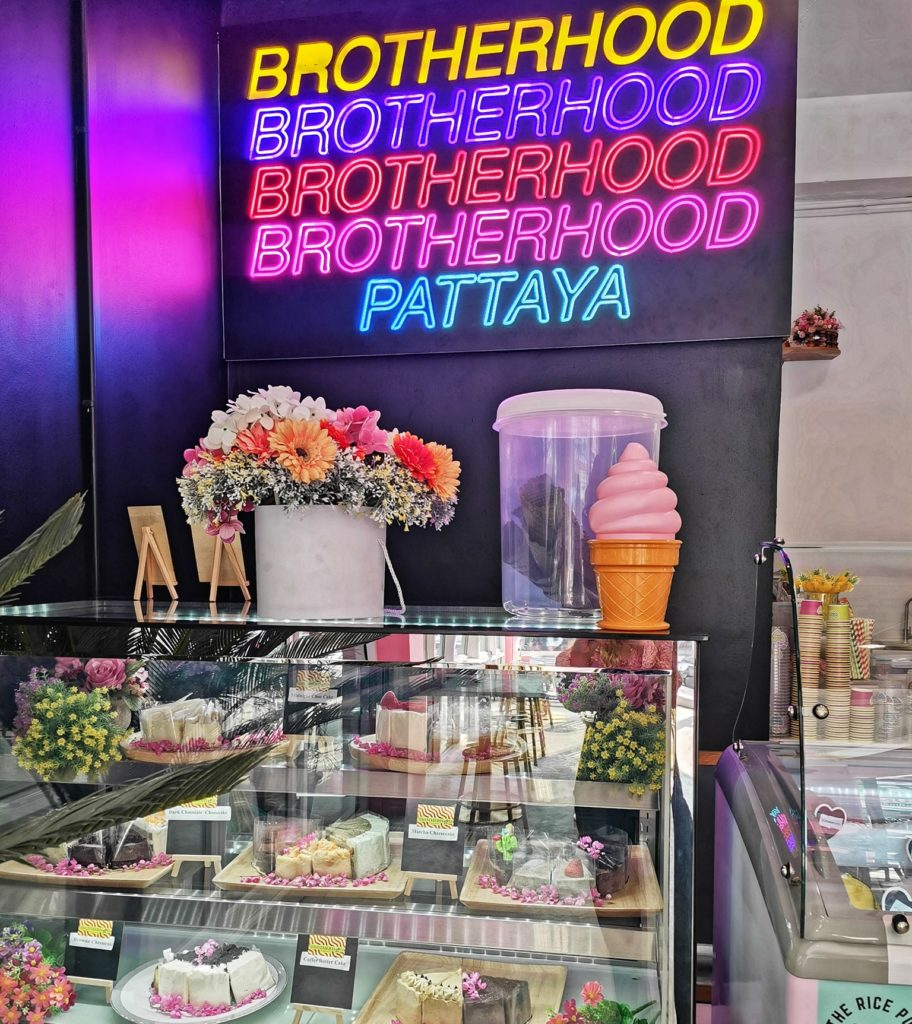 Brotherhood Pattaya สุดชิคที่พัทยา