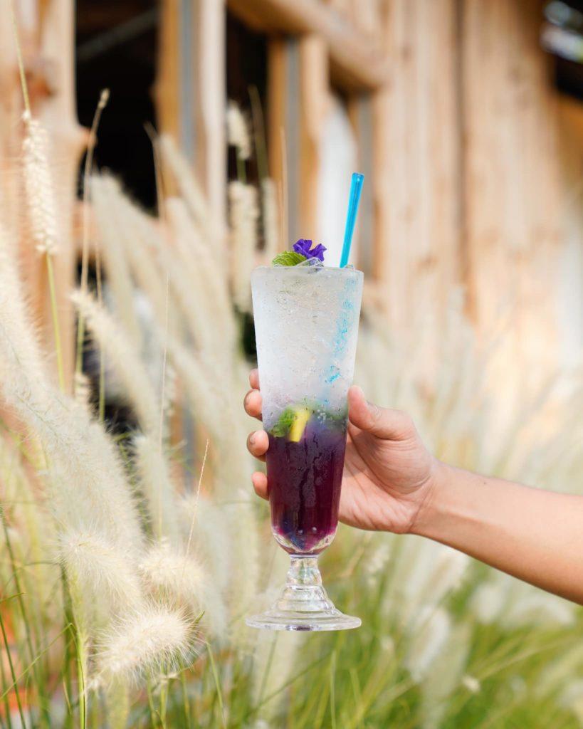 เครื่องดื่ม Craft Land คาเฟ่คนรักสุขภาพ ชมวิถีเกษตรอินทรี รับประทานอาหารดีๆที่นี้ราชบุรี