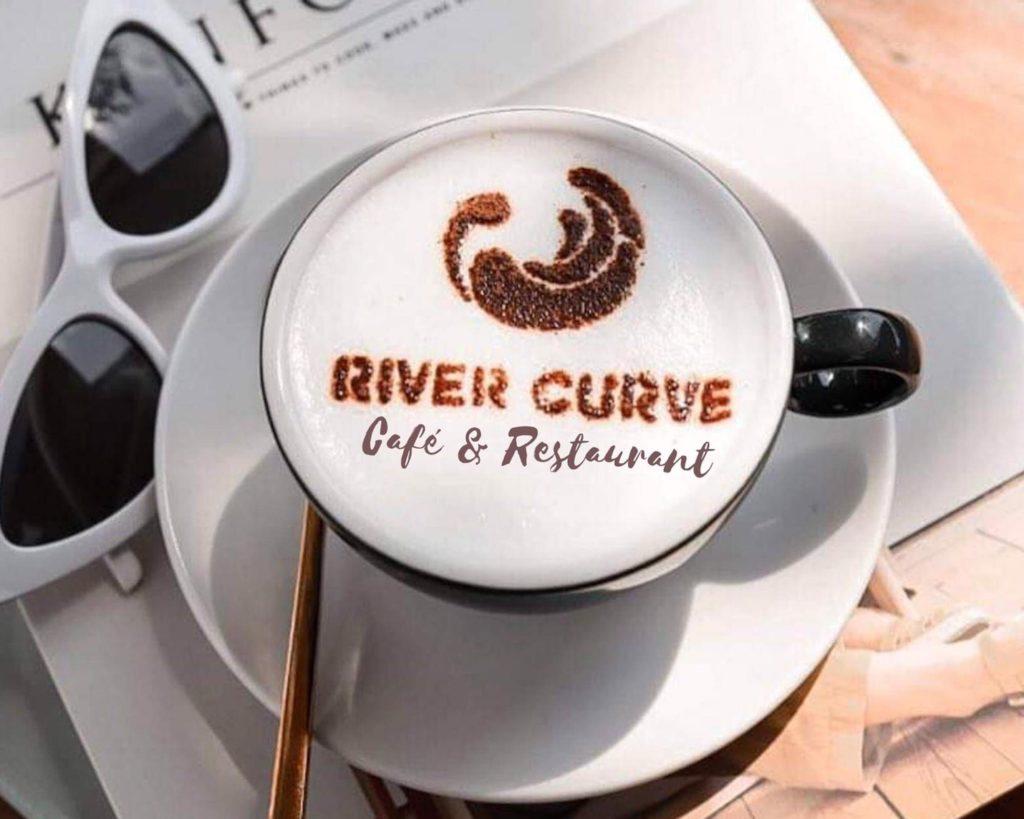 River Curve คาเฟ่ริมคลอง ใกล้เขาใหญ่ บรรยากาศดี ที่ปากช่อง นครราชสีมา ต้องมาลองชิม