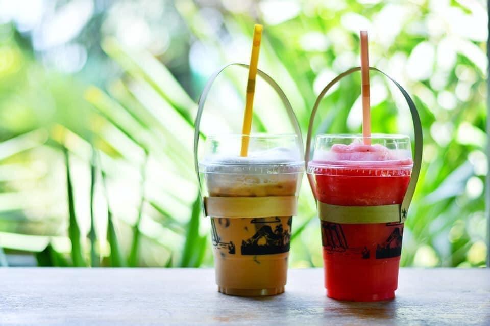 Friend Cafe กาแฟกลางทุ่ง มากมายเมนู