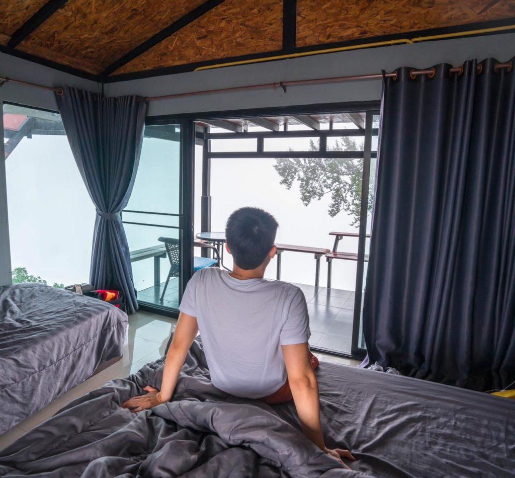 บ้านชมวิว ภูทับเบิก รีสอร์ท นอนชมหมอก