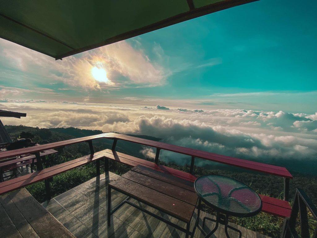 บ้านชมวิว ภูทับเบิก รีสอร์ท ชมทะเลหมอกที่สวยงาม