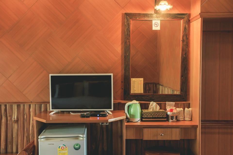 บ้านใบตาลรีสอร์ท (Baan Baitan) เครื่งออำนวยความสะดวกครบครัน