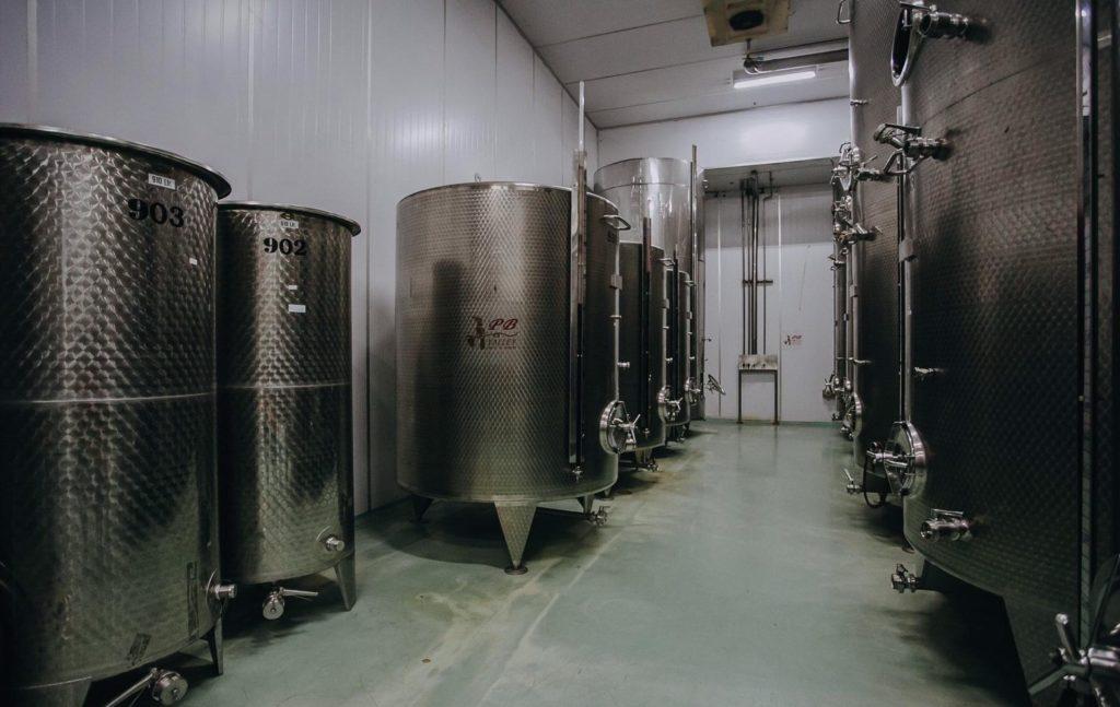 ไร่พีบี วัลเล่ย์ (PB Valley) ชมการผลิตไวน์