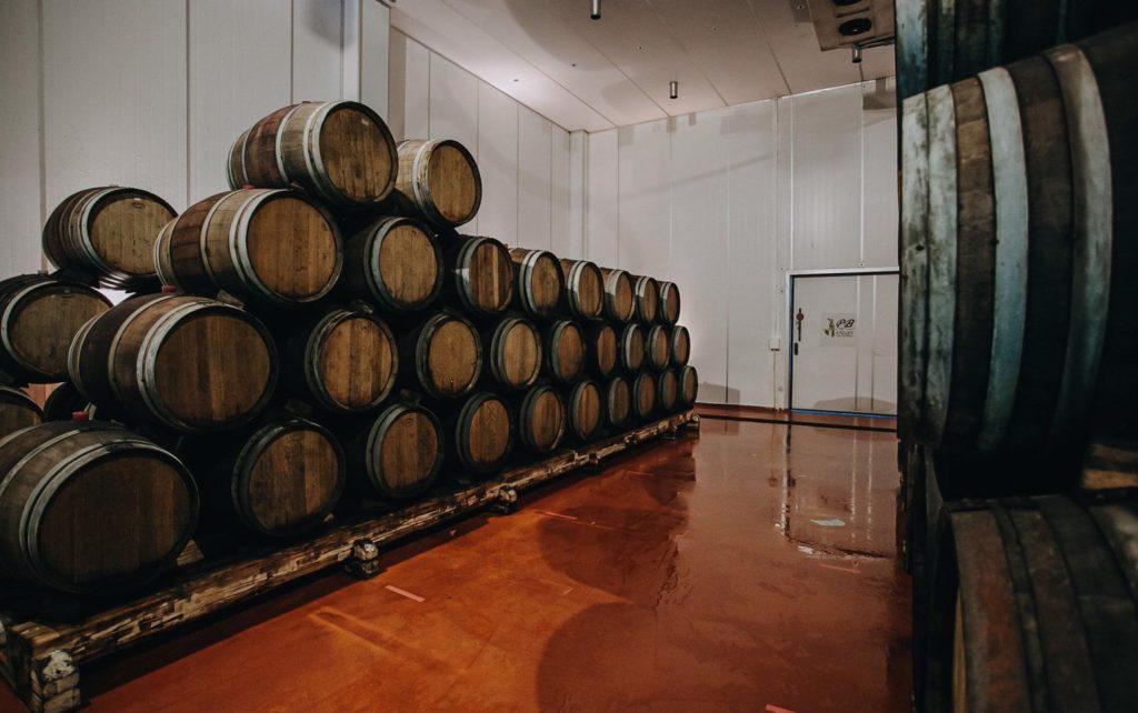 ไร่พีบี วัลเล่ย์ (PB Valley) ชมที่ทำไวน์