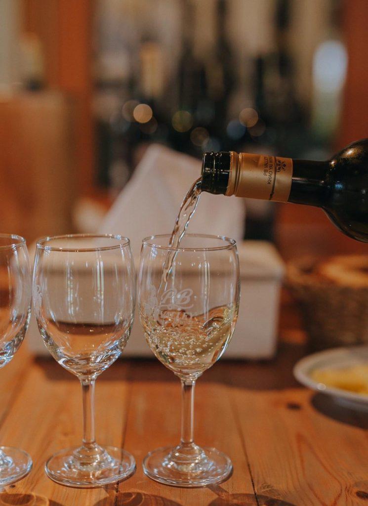ไร่พีบี วัลเล่ย์ (PB Valley) ทานไวน์รสชาติดี