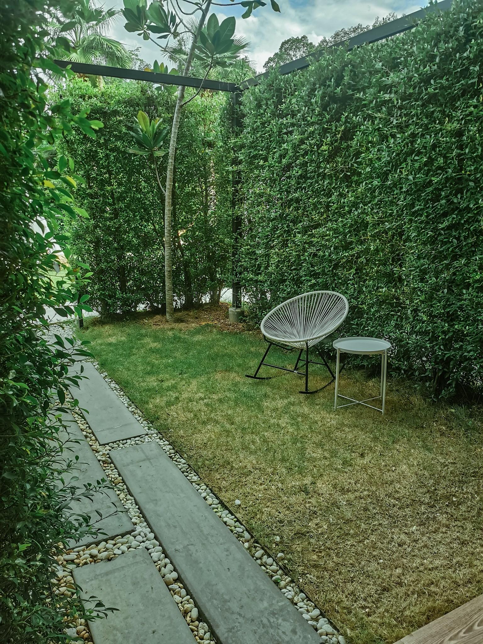 The Peem Hotel ที่พักสไตล์บาหลี สวยมินิมอลแบบโมเดิร์นมีสวนด้วย