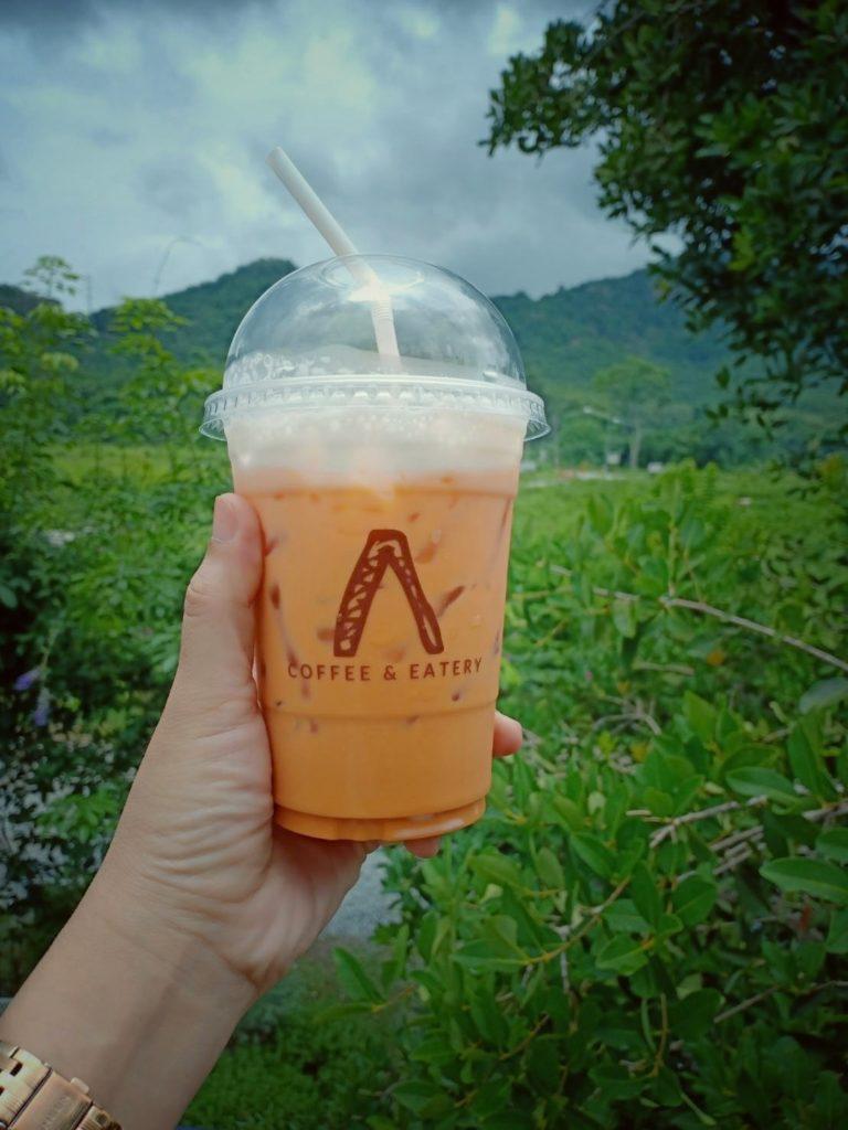 V coffee จิบกาแฟเครื่องดื่ม ชมหมอกสวย ตอนเช้ากลางเขา @ระยอง