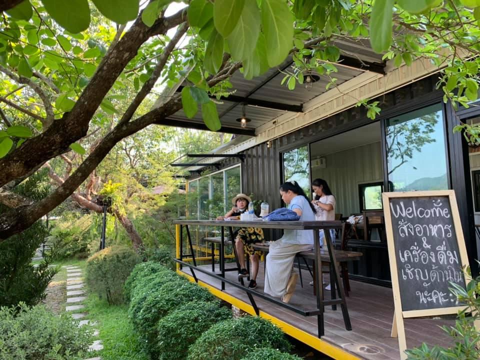 V coffee จิบกาแฟ นั่งชมหมอกสวย ตอนเช้ากลางเขา @ระยอง