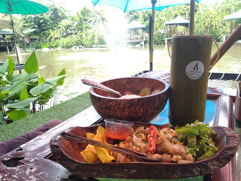 Mango 88 Cafe' & Bazaar' อาหารและเครื่องดื่ม
