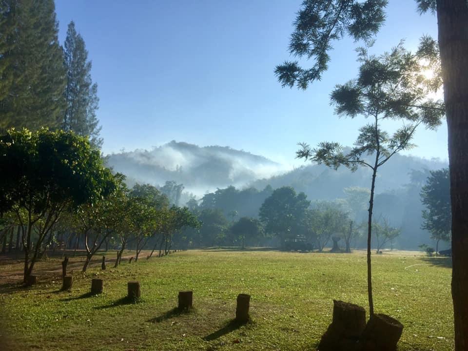 ปางหวัน (Pangwan) สวนผึ้ง