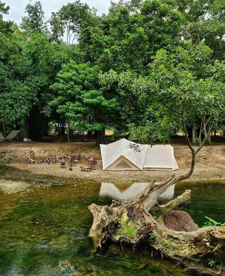 ปางหวัน (Pangwan)  ตั้งแคมป์ปิ้งที่นี้เด็ด