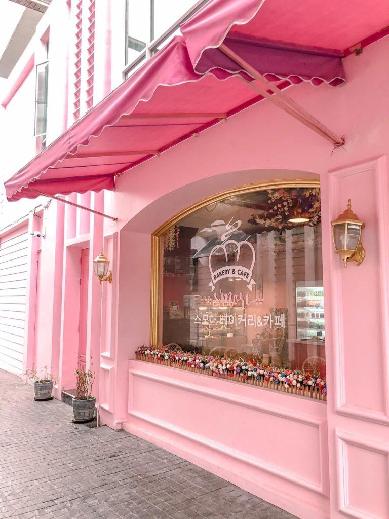 S'more Bakery & Cafe  ไปชมคาเฟ่สวยกันค่ะ