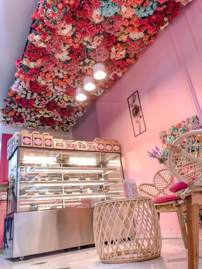 S'more Bakery & Cafe  ร้านขายเบเกอรี่สายเกาหลี