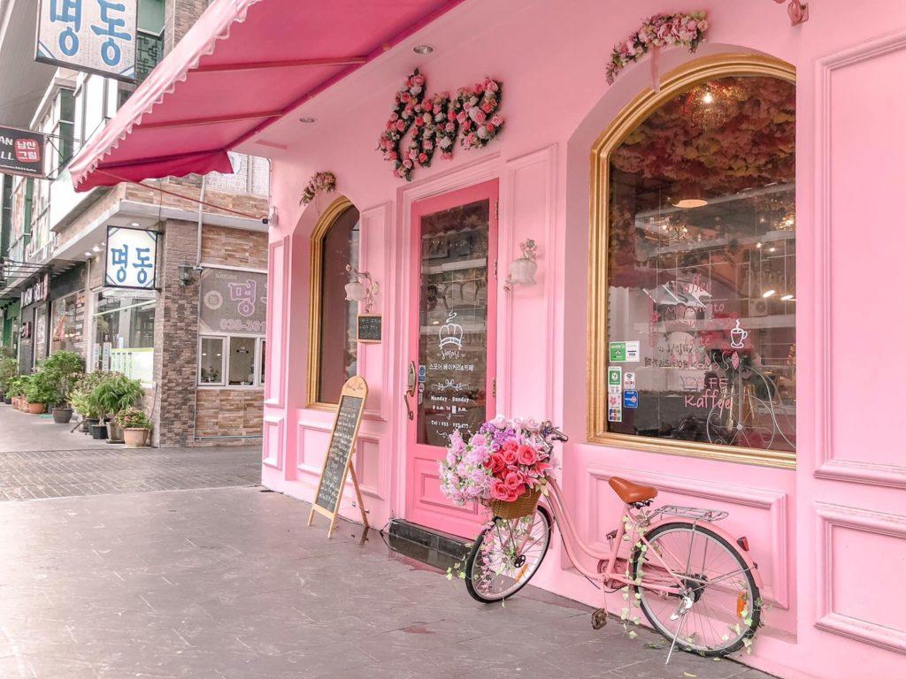 S'more Bakery & Cafe  คาเฟ่สายเกา
