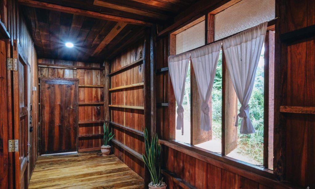 ลุงหมานโฮมสเตย์ดอยสกาด บ้านสวยบนดอย