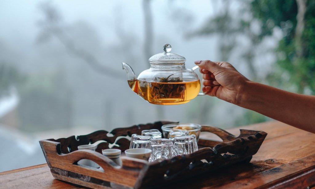 ลุงหมานโฮมสเตย์ดอยสกาด ชิมชาอัสสัม ที่มีให้ดื่มที่ปัวเท่านั้น
