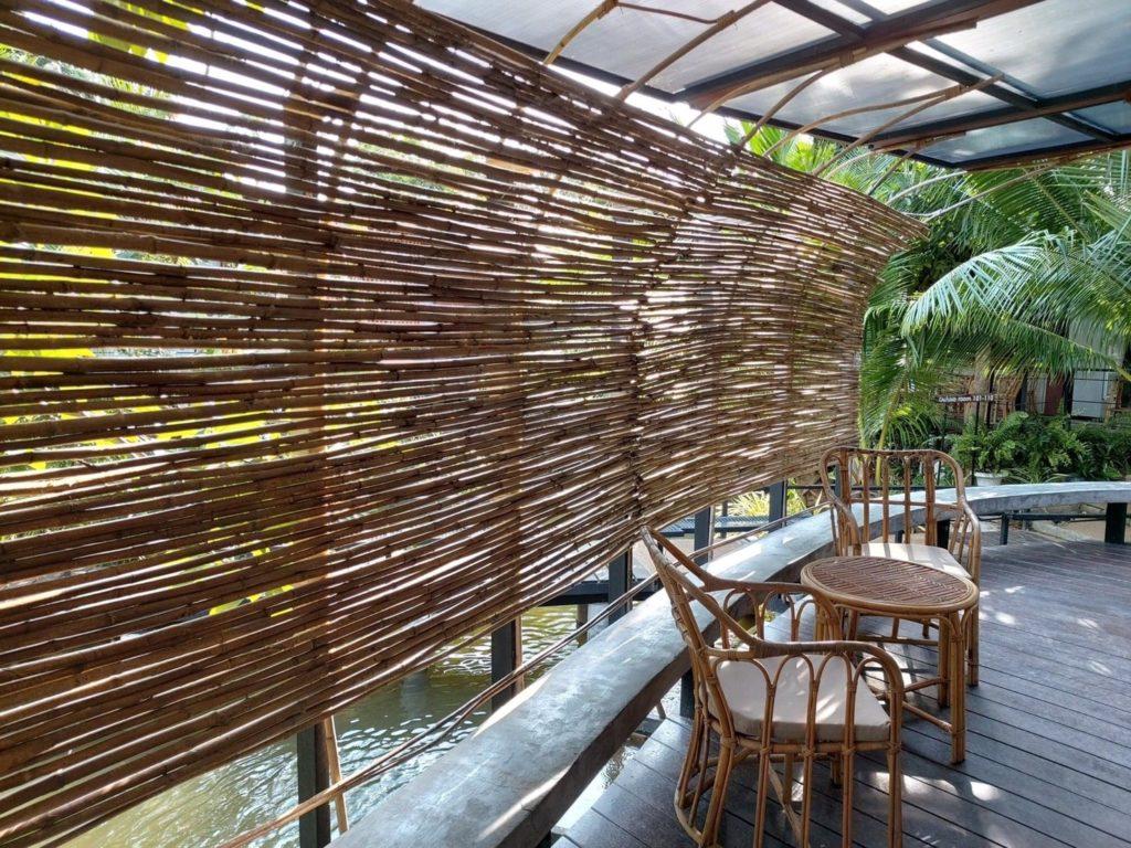 Pada cafe (พาดา คาเฟ่) มุมสวยสไตล์บาหลี