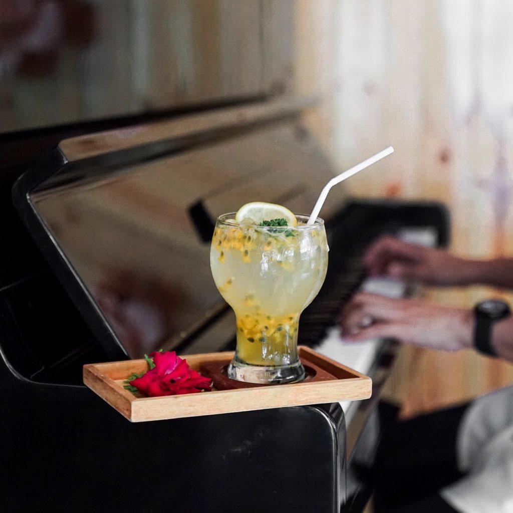 Raffine Cafe (รัฟฟิเน่ คาเฟ่) เครื่องดื่มน่าทาน
