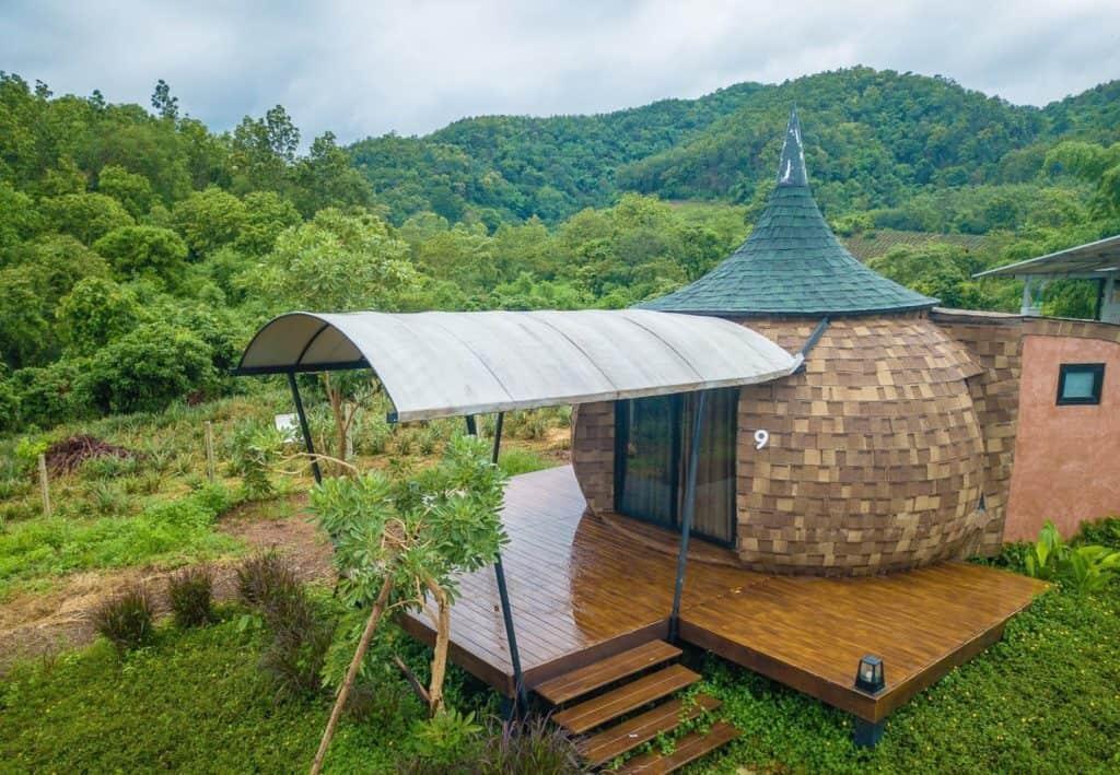 2Someplace Resort ที่พักทรงเท่ท่ามกลางภูเขา
