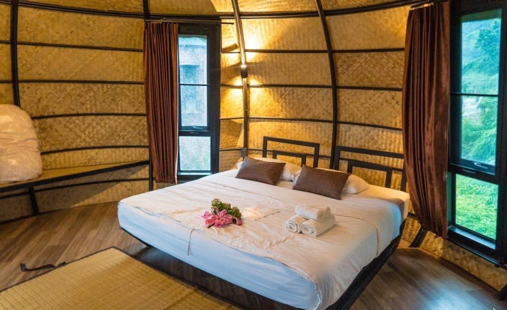 2Someplace Resort ที่พักสะอาดกลางเขา