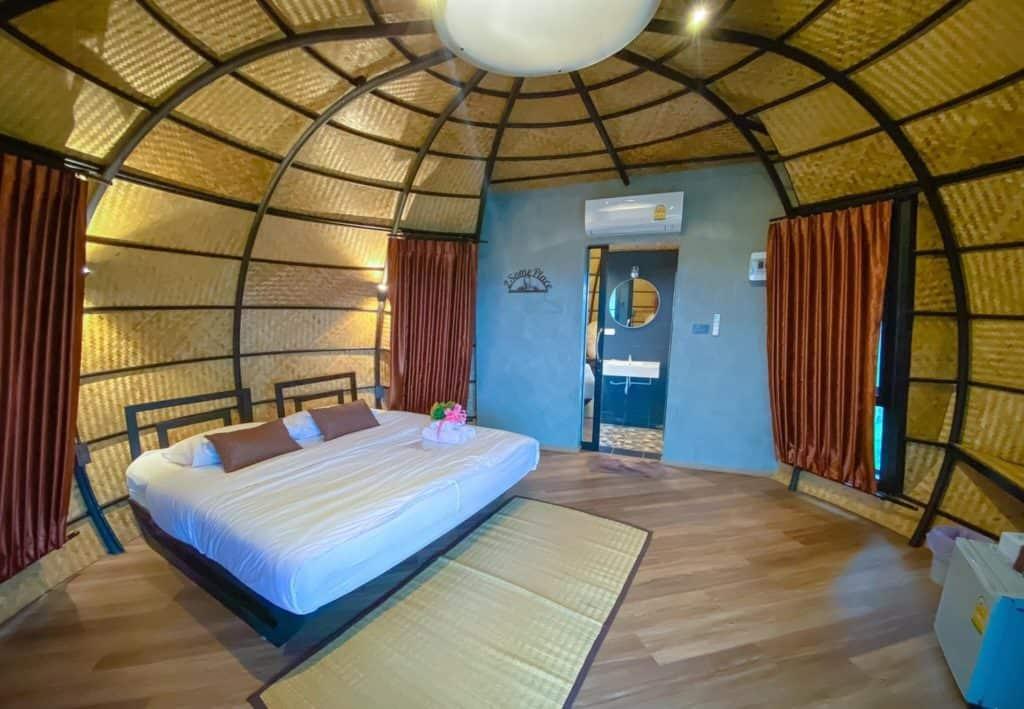 2Someplace Resort สะอาด น่านอน