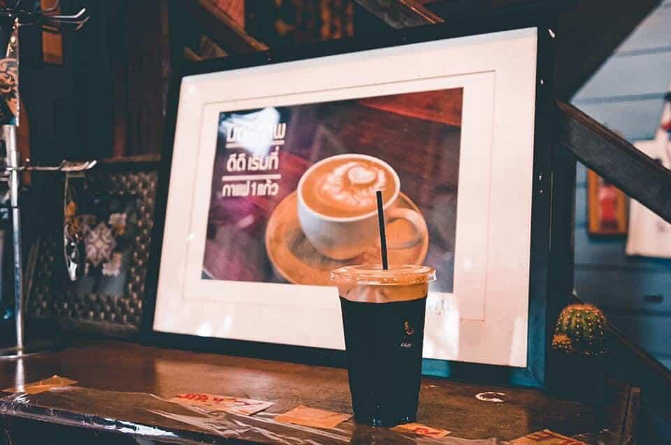 น.น่าน คาเฟ่  กาแฟหลากหลายสายพันธ์ุ มีให้เลือกทาน
