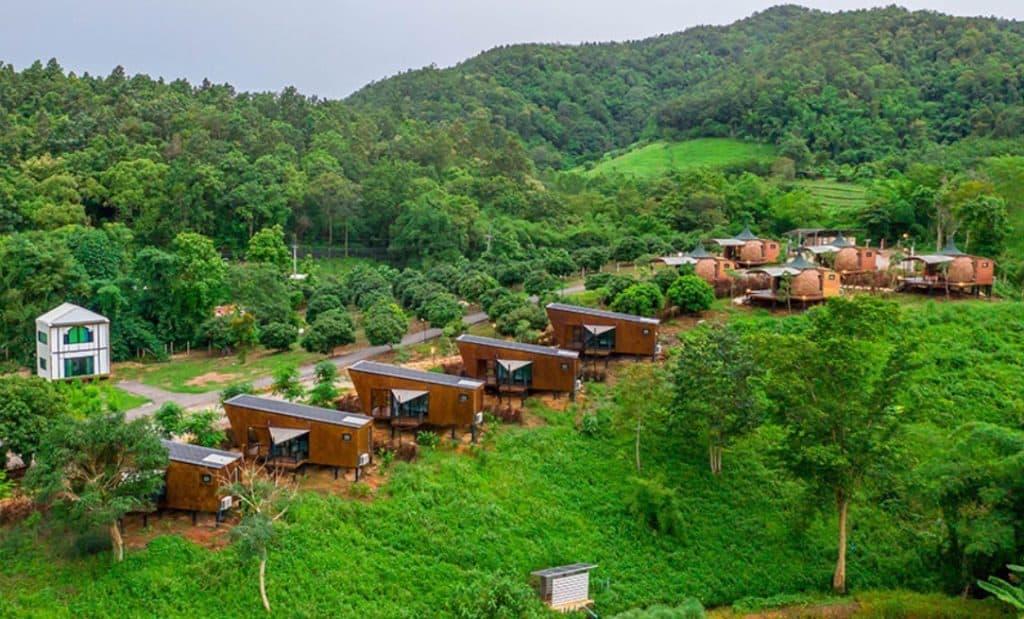 2Someplace Resort สูดอากาศบริสุทธิ์ก้นที่นี้