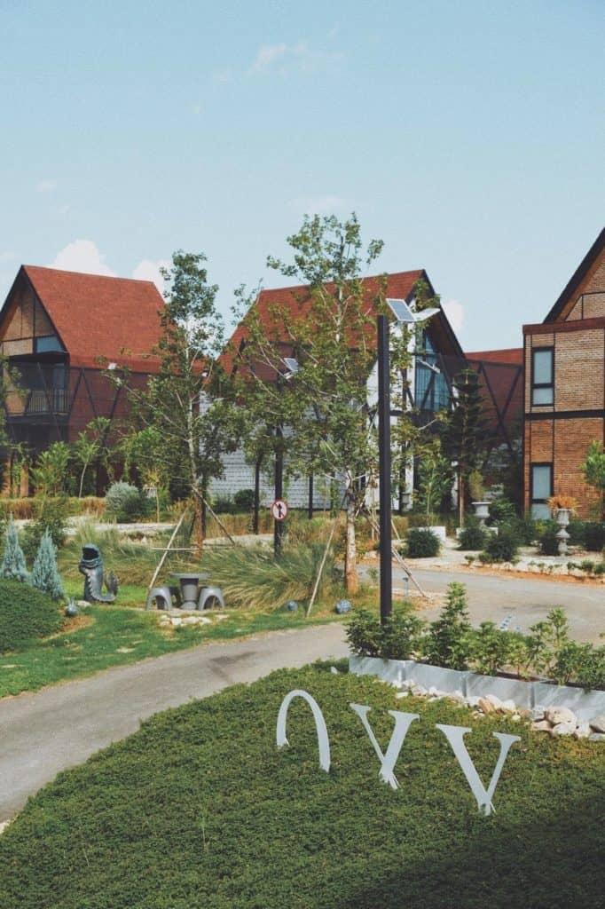 Oxy Resort  สวยบรรยกาศดี