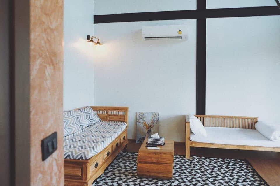 Oxy Resort (อ๊อกซี่รีสอร์ท) ห้องสวยน่านอนที่สุด